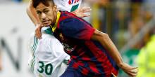 Barcelone : Neymar encore blessé !