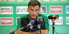 "C3 / ASSE - Karabükspor : Galtier, ""On n'a pas fait un match de Coupe d'Europe...''"
