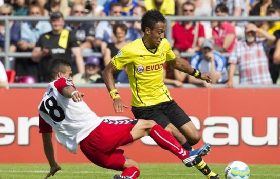 Bundesliga : Aubameyang met Dortmund à ses pieds