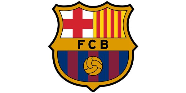 FC Barcelone : logo du Barça