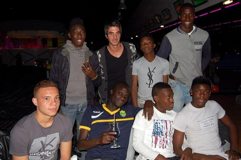 photo groupes bowling