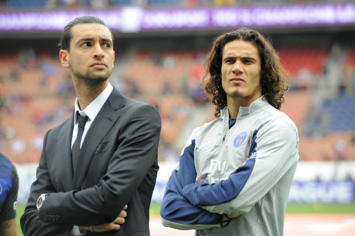Après Cavani qui voudrait rejoindre Man Utd, Pastore vers la Roma ?