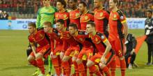 Classement FIFA : La Belgique parmi les grands