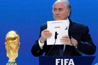 FIFA : Blatter de nouveau mouillé jusqu'au cou