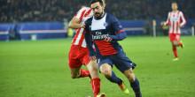 PSG -Transfert : Lavezzi en prêt à l'Inter Milan ?