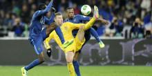 France – Ukraine : Evra fait ravaler sa fierté à Ménès