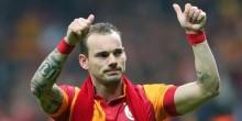 Galatasaray : Sneidjer ne perçoit plus de salaire !