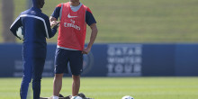 PSG : Thiago Silva défend Laurent Blanc et pointe ses coéquipiers !