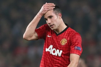 Manchester United-Transfert:van Persie effectivement vers Fenerbahçe