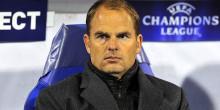 LDC – PSG / Ajax : Même éliminé, De Boer promet de jouer le jeu