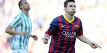 Barcelone : Messi forfait pour Argentine – Allemagne !