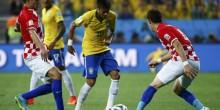 Les meilleures réactions des supporters brésiliens après le 2ème but de Neymar