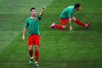 Mondial Brésil 2014 : Portugal, Ronaldo s'est fait mal