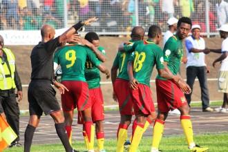 Brésil 2014, le Knysna de l'équipe du Cameroun