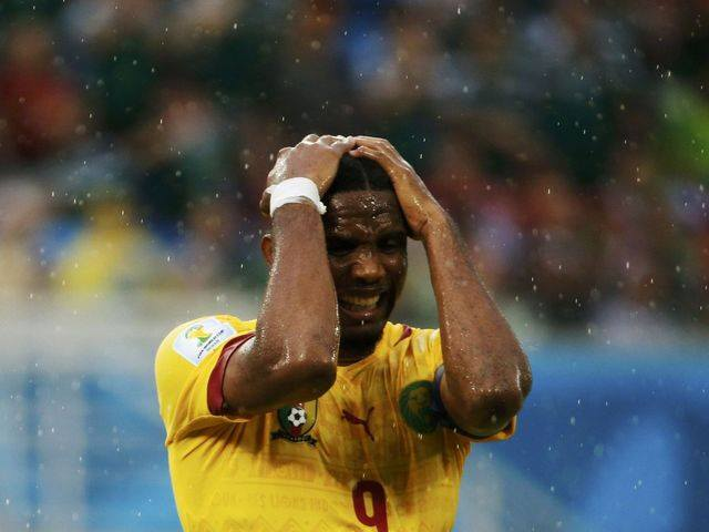 Mondial Brésil 2014 : Samuel Eto'o absent pour Cameroun – Croatie !
