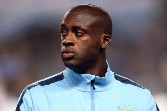 Real Madrid – Manchester City : Yaya Touré forfait