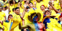 Mondial 2014 / Groupe C : Colombie 3 – 0 Grèce