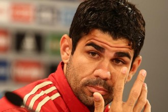 Mondial 2014 / Espagne : Diego Costa, le «traître» !