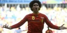 Mondial 2014 / Belgique 2 – 1 Algérie : Mertens et Fellaini changent tout