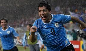 Mondial 2014 / Discipline: L'Uruguay solidaire de Suarez