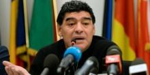 Argentine / Maradona : «Je ne comprends pas le remplacement de Lavezzi».