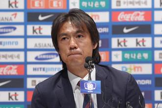 Mondial – Le sélectionneur Sud coréen maintenu