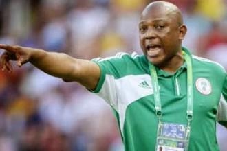 Mondial Bresil 2014 – Nigeria : Keshi dément avoir démissionné