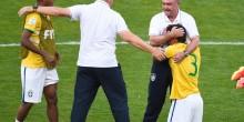 Mondial 2014 / Brésil : Dunga n'a pas aimé les pleurs de Thiago Silva