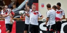 Mondial 2014 / France – Allemagne: Sept joueurs allemands sur le flanc ?