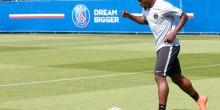 TFC / PSG – Aurier : «Je ne suis pas encore à 100% car je manque de rythme.»