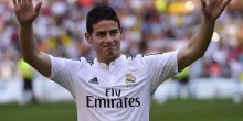 AS Monaco – Real Madrid : Rodriguez, «le recrutement de Perez»