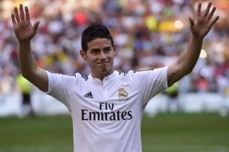 PSG – Mercato : James Rodriguez remplacerait Zlatan pour 80 M€ ?