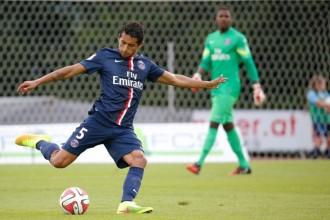 PSG / Brésil : Marquinhos et David Luiz convoqués, Lucas (toujours) écarté