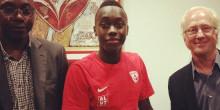 Mercato – Nancy : Arnaud Lusamba passe pro !