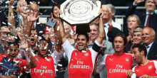 Angleterre – Community Shield : Arsenal surclasse Manchester City (3-0)