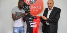 Rennes : Fallou présent dans le groupe.