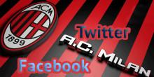 Le Milan AC est champion d'Italie des réseaux sociaux