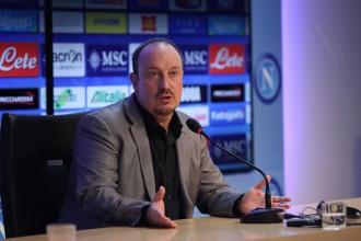 Transfert – Naples : Rafa Benitez à la tête de la Roja ?