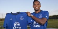 Actualité mercato – Everton : Le club fait la cour à Eto'o pour une prolongation