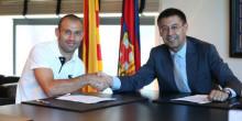 FC Barcelone – Mercato : Mascherano jusqu'en 2018 [officiel]