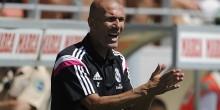 Castilla : Zidane suspendu de banc pour 3 mois