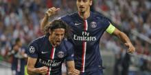 Actualité PSG : Cavani n'est pas l'ami de Zlatan…