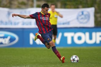 Equipe d'Espagne : Diego Costa blessé, Munir El Haddadi en remplacement !