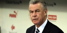 PSG / O.Hitzfeld : «Si la réussite est de son côté, le PSG peut gagner la Ligue des champions.»