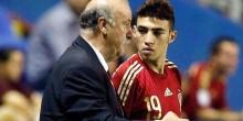 Espagne / Munir El Haddadi : «Jouer pour l'Espagne est ma décision.»
