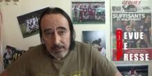 PSG – Didier Roustan : «Le problème de Blanc, c'est que l'on ne sent pas qu'il est le patron.»