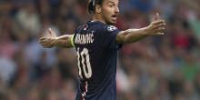 PSG – Ibrahimovic : «Barcelone, c'est une question de prestige.»