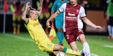 9ème j. L1 : Metz perd Lejeune contre Evian