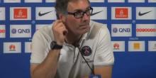 Ajaccio – PSG : Laurent Blanc veut prendre un gros risque