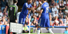 Chelsea : Remy et Diego Costa absents face à Manchester United ?